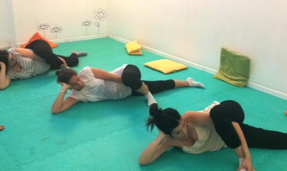 yoga_gravidan