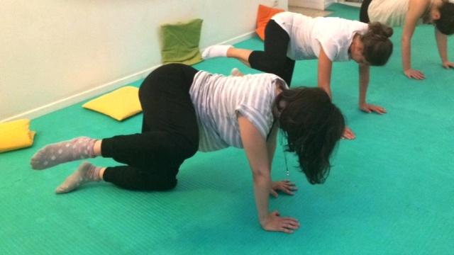 yoga_gravidanza