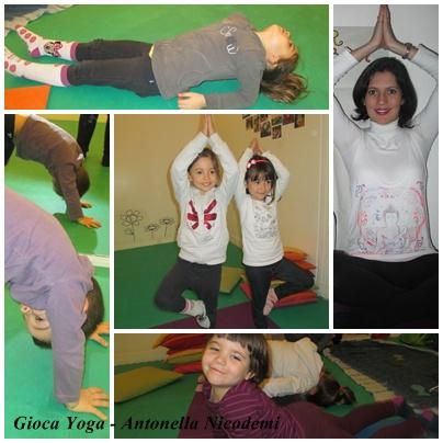 asana yoga 3 insegnante e bimbi