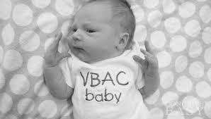 vbac baby